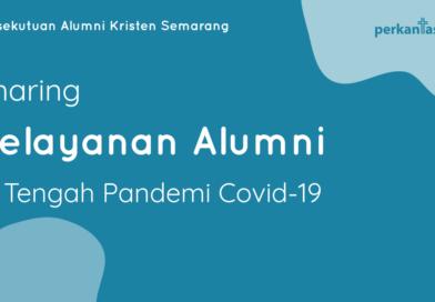 Sharing Pelayanan Alumni di Tengah Pandemi Covid-19