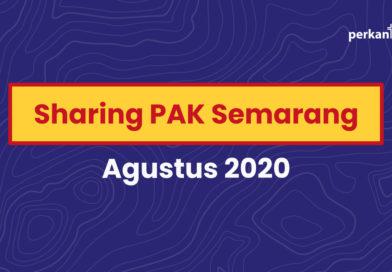 Sharing PAK Agustus 2020