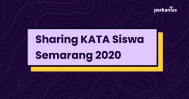 Sharing KATA Siswa Semarang 2020