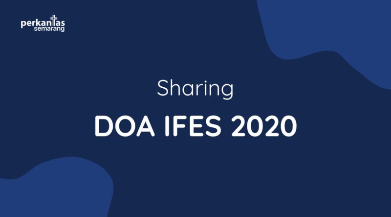 DOA IFES 2020